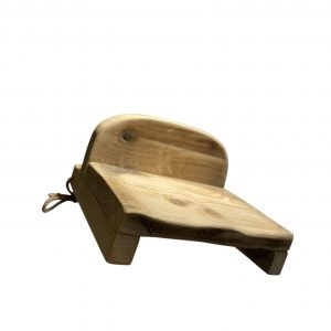 Reclaimed Wood Toddler Seat