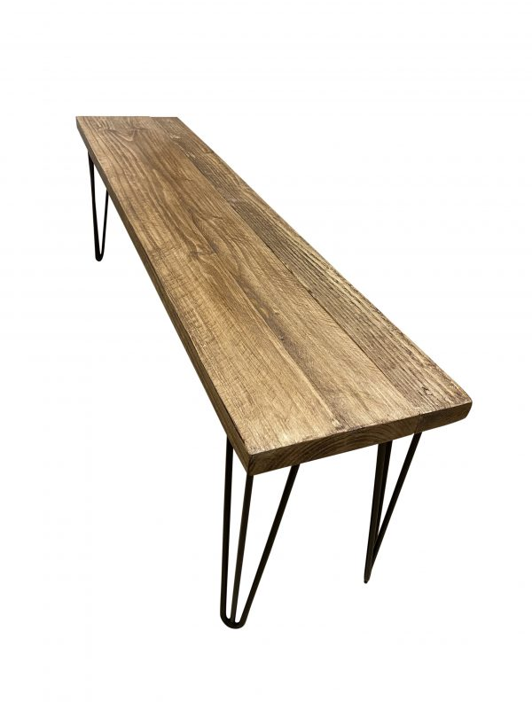 Large Hairpin Bench