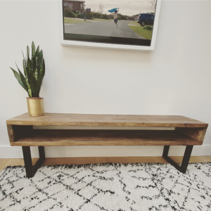 Industrial Style TV Unit